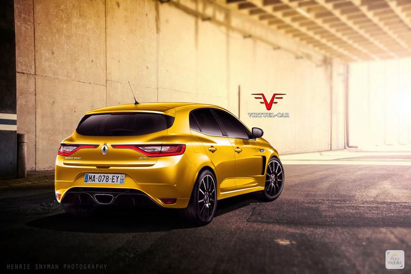 2017 - [Renault] Megane IV R.S. - Page 3 Renaul10