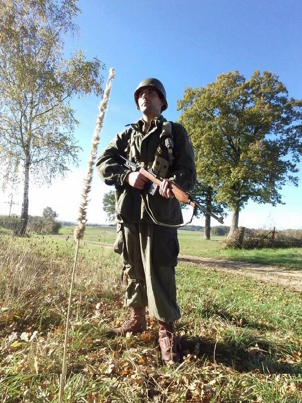 Vend tenue parachutiste américaine complète 2ème guerre 20161011