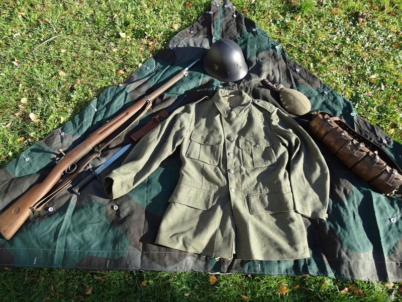LE SOLDAT SUEDOIS DE 1940 Dsc07412