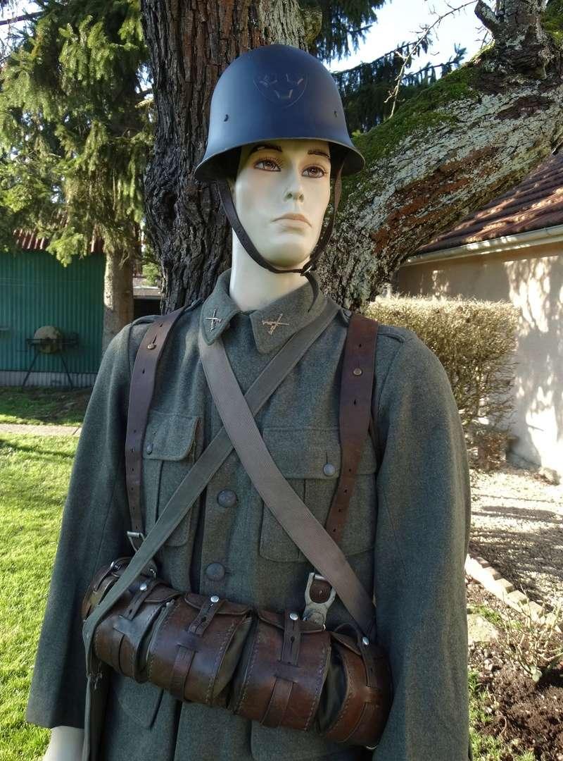 LE SOLDAT SUEDOIS DE 1940 Dsc07430