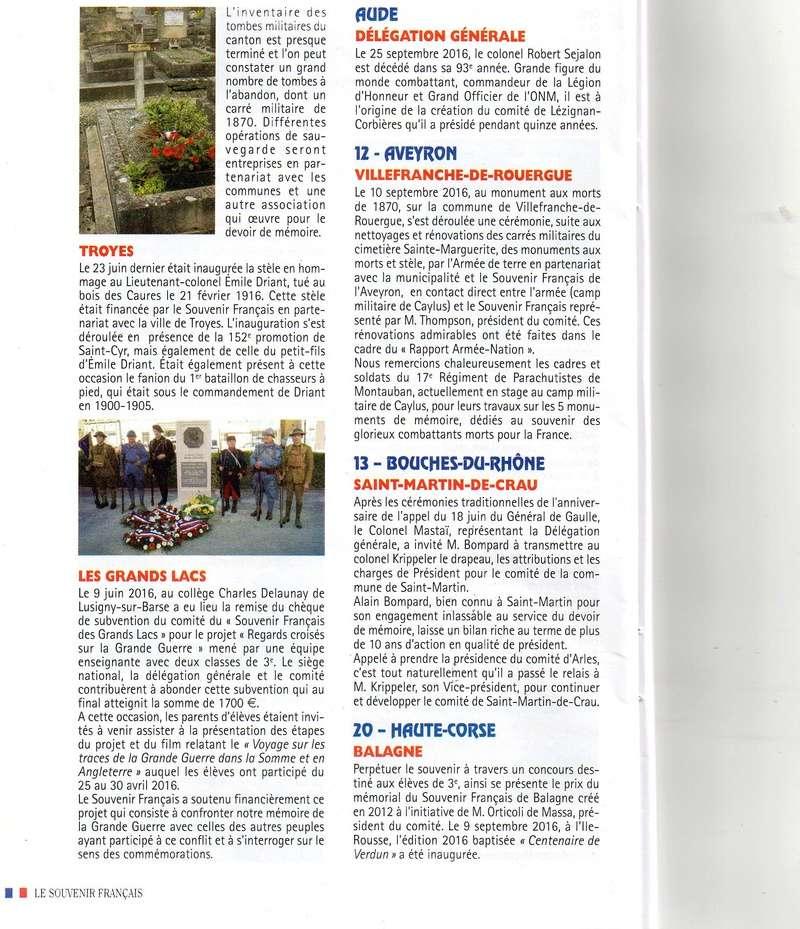 ARTICLE DU SOUVENIR FRANCAIS Img35310