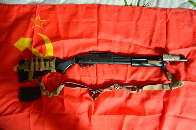Vente M14, M870, M4 pistol... Dsc_0019
