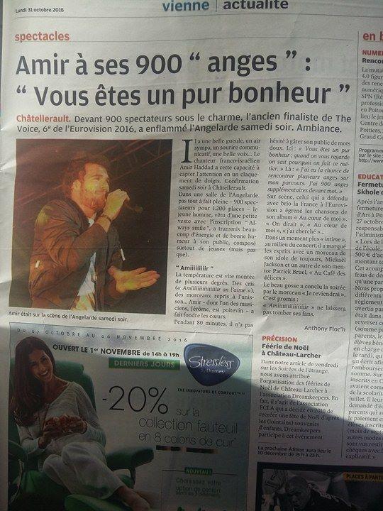 Centre Presse Vienne - Octobre 2016 16443410