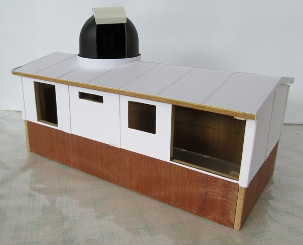 Geodätisches Observatorium Wettzell, 1:87 Img_0313