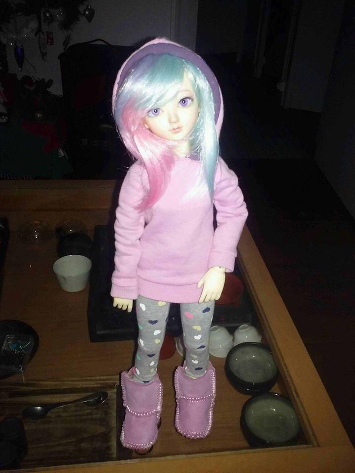 Pastel goth & fairy kei : Milla, Candy & Tsuki - Page 3 15621510