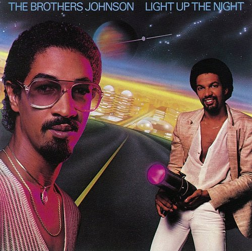 Japon: Réédition de l'album Light Up The Night des Brothers Johnson... Tbj10