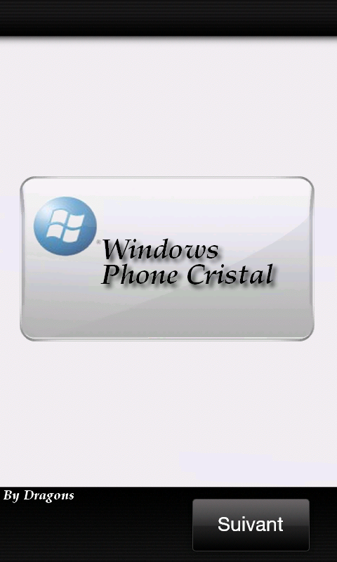 [ROM HD2 CUSTOM][WM6.5.3] DRAGONS ULTIMATE Cristal V.III (........ ) Screen15