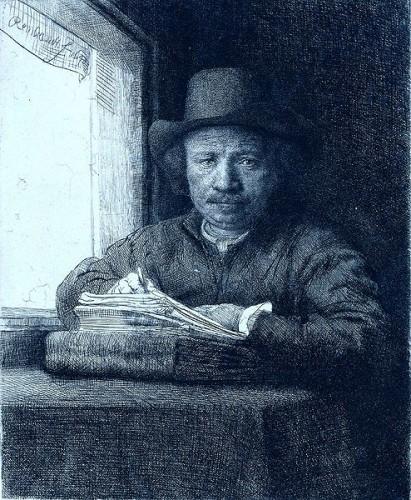 Hollandaise 2 : Rembrandt de près ou de loin, stabisme et angoisse de la cécité - Page 2 40371810