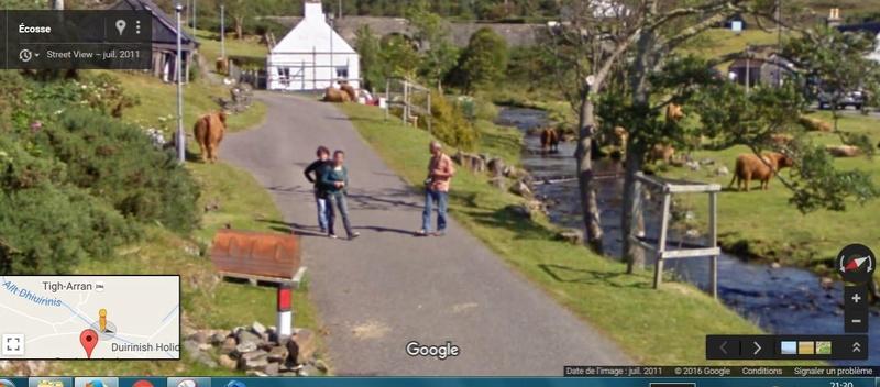 """Jon Rafman, Google Street View ou la photo """"ready made"""" - Page 2 Captur19"""
