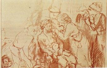 Hollandaise 2 : Rembrandt de près ou de loin, stabisme et angoisse de la cécité - Page 2 Rem-fi13
