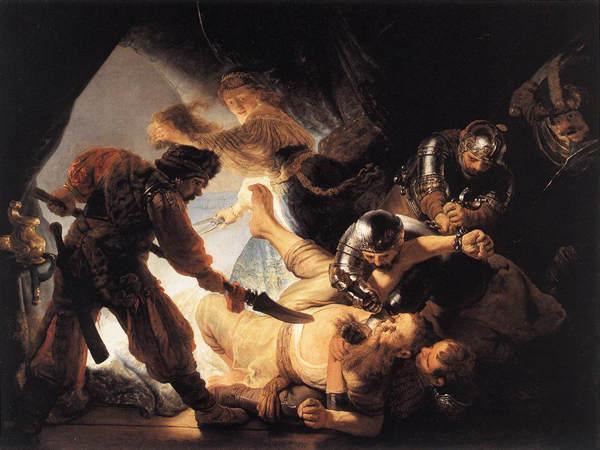 Hollandaise 2 : Rembrandt de près ou de loin, stabisme et angoisse de la cécité - Page 2 Rembra10