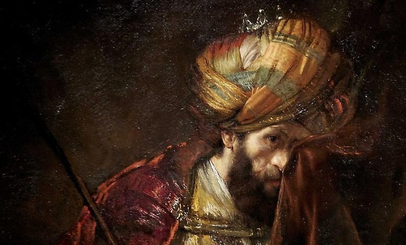 Hollandaise 2 : Rembrandt de près ou de loin, stabisme et angoisse de la cécité - Page 2 Rembra13