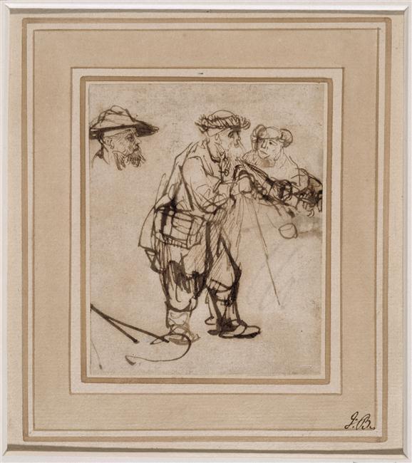 Hollandaise 2 : Rembrandt de près ou de loin, stabisme et angoisse de la cécité - Page 2 Rembra17