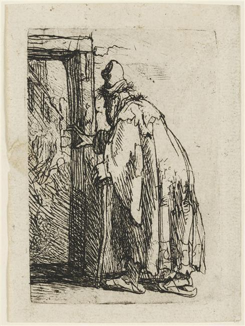 Hollandaise 2 : Rembrandt de près ou de loin, stabisme et angoisse de la cécité - Page 2 Rembra18