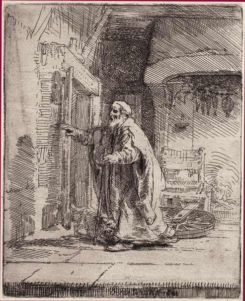 Hollandaise 2 : Rembrandt de près ou de loin, stabisme et angoisse de la cécité - Page 2 Rembra19