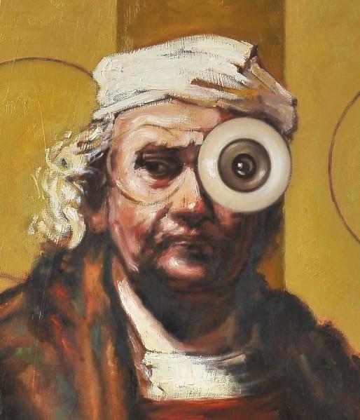 Hollandaise 2 : Rembrandt de près ou de loin, stabisme et angoisse de la cécité - Page 2 Rembra21
