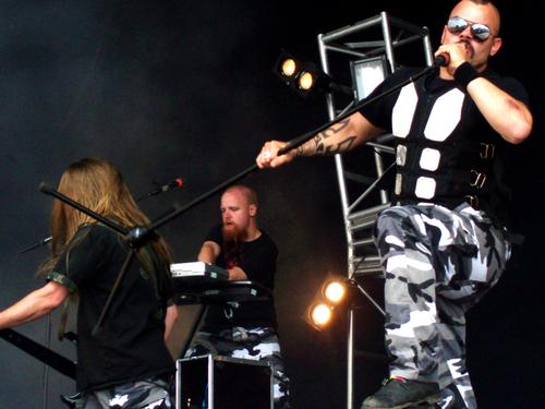 Hellfest  20 Juin 2010.. Sabato10