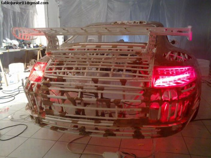 Porsche Ferdinand GT3 RS (versión única) Porsch30
