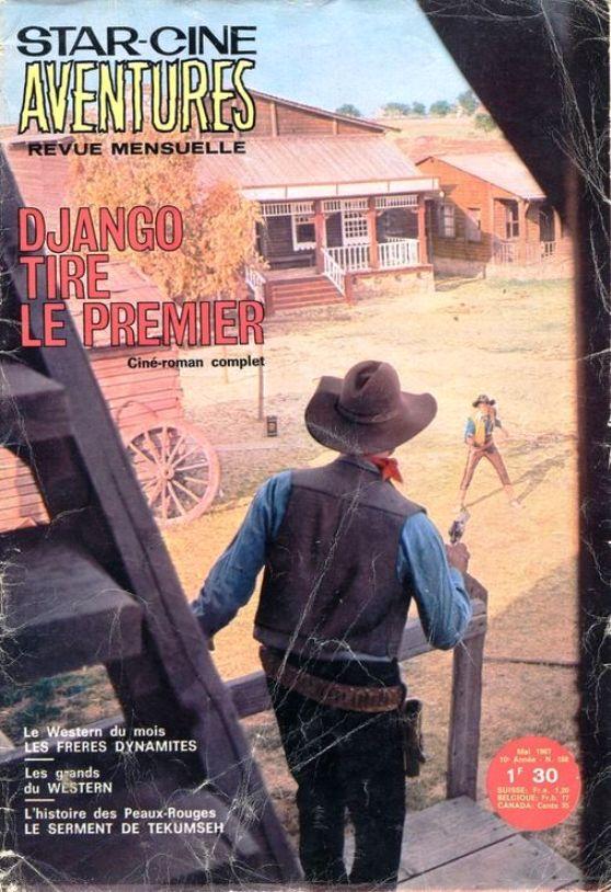 Django tire le premier - Django spara per primo - Alberto De Martino - 1966 - Page 3 87014510