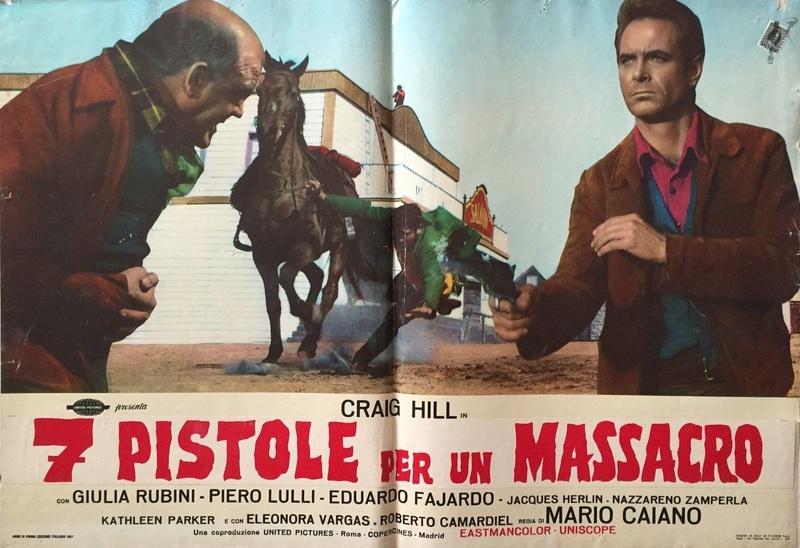 Adios , Hombré! - Hondo spara piu il forte / Sette pistole per un massacro - 1967 - Mario Caiano - Page 2 _5711