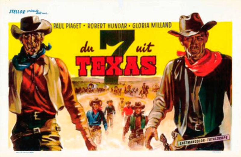 Les sept du Texas - Antes llega la muerte - 1964 - J.L. Romero Marchent Antes-10