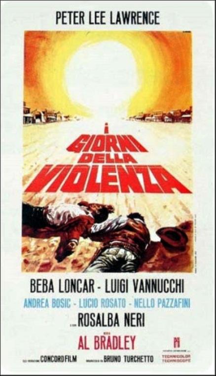 Furie au Missouri ( I Giorni della Violenza ) –1967- Alfonso BRESCIA Dayofv10