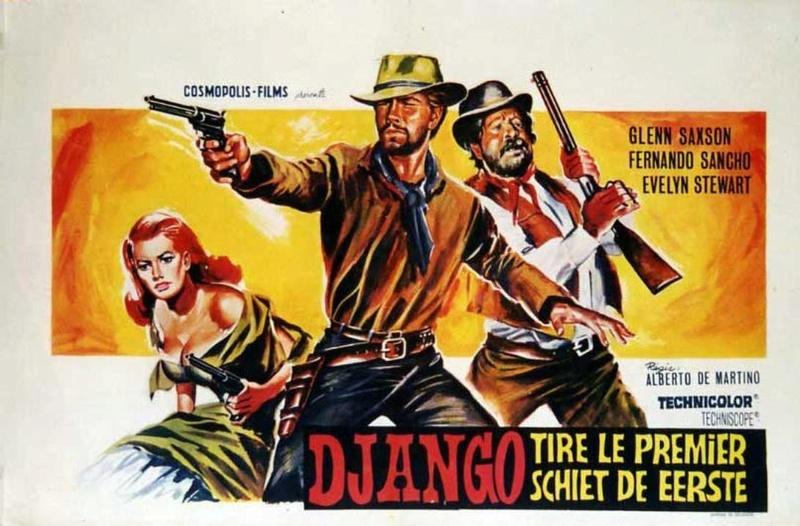 Django tire le premier - Django spara per primo - Alberto De Martino - 1966 - Page 3 Django10