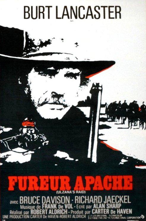 Fureur Apache - Ulzana's Raid - 1972 - Robert Aldrich Fureur10