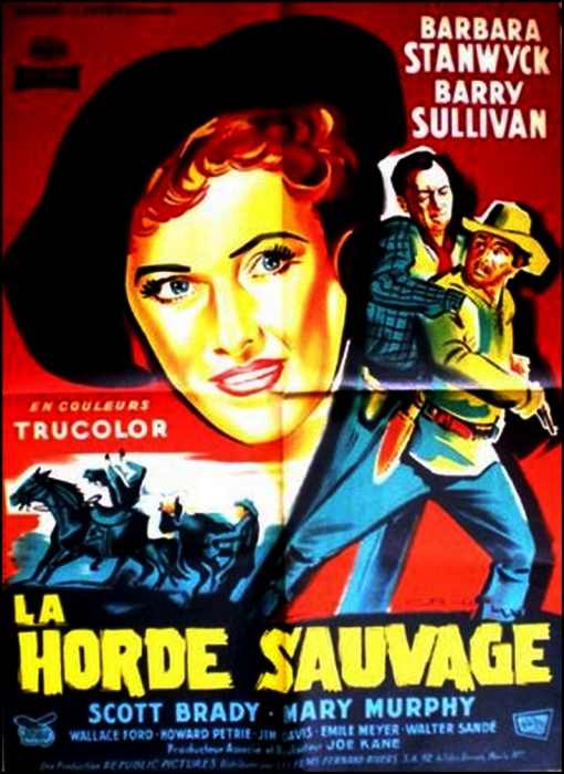 La Horde Sauvage - The Maverick Queen - Joseph Kane (1956) Horde_11