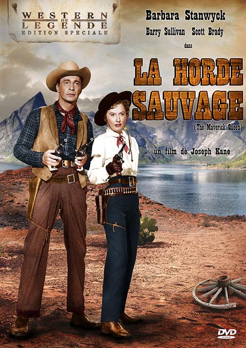 La Horde Sauvage - The Maverick Queen - Joseph Kane (1956) Themav10