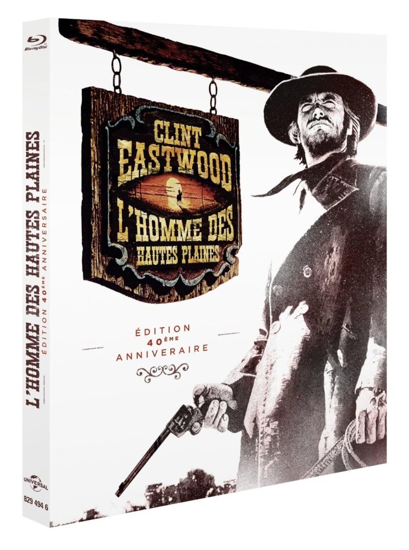 L'Homme des Hautes Plaines - High Plains Drifter - 1973 - Clint Eastwood  9161hs10