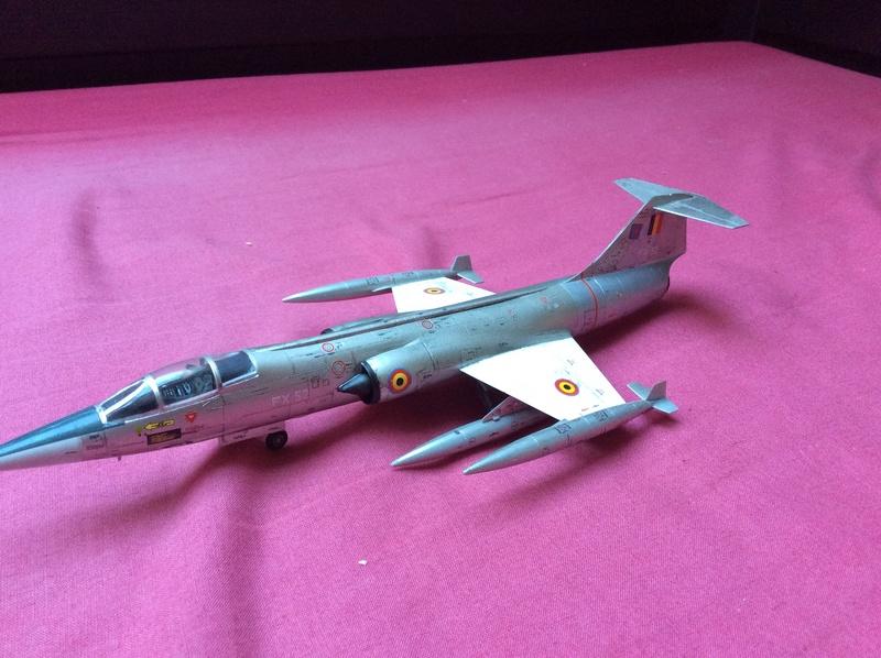 F-104G's  (1:72 et 1:32) Img_0559