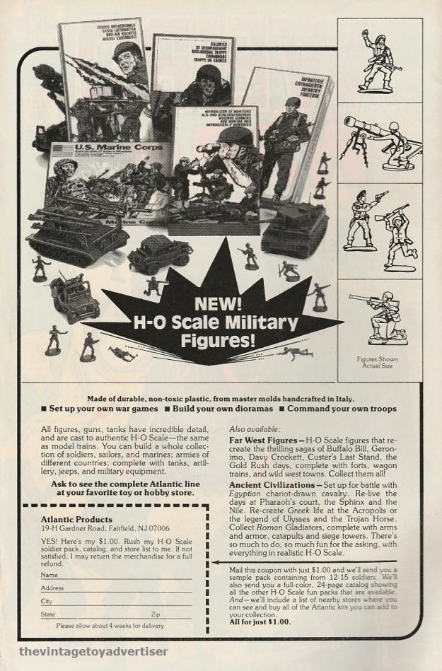 Toy soldiers, cowboys, indians, space men etc Atlant11