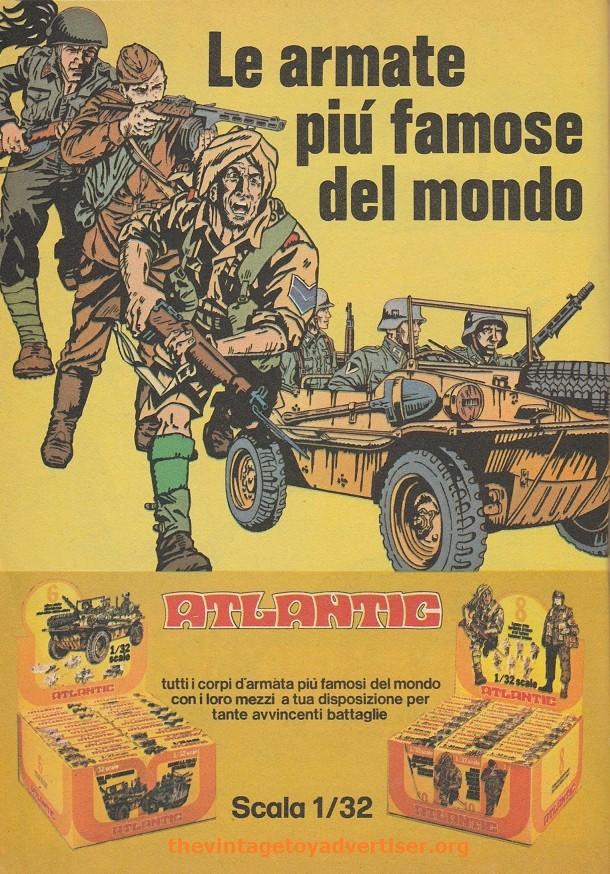 Toy soldiers, cowboys, indians, space men etc Atlant13