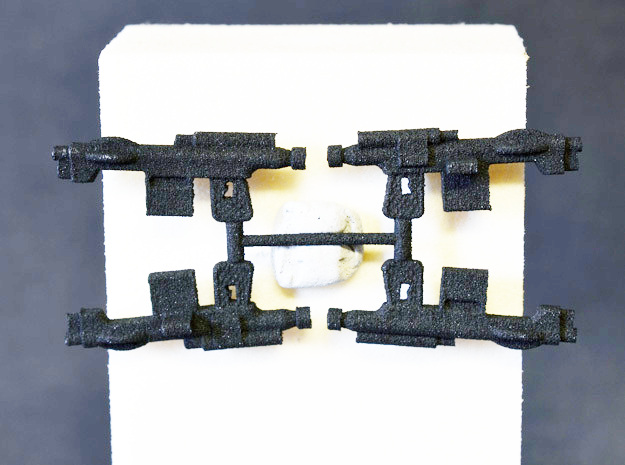 Commercially available 3D-printed repro weapons on the market Prhi-i10