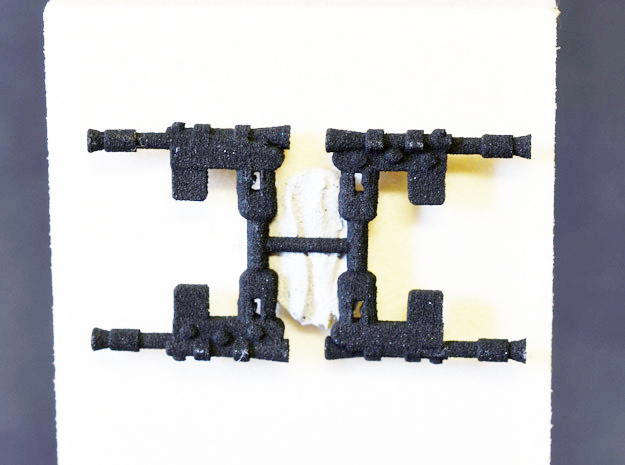 Commercially available 3D-printed repro weapons on the market Prhi-s10