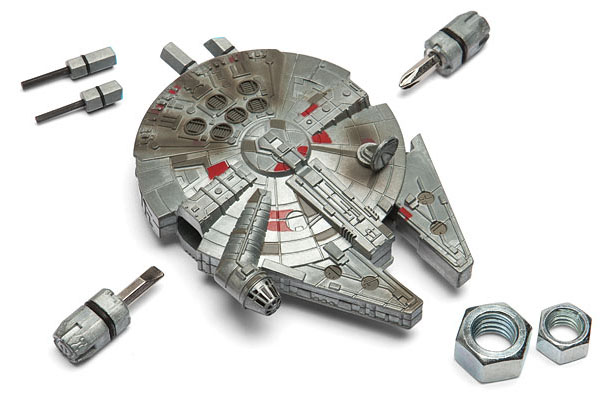 If only Chewie had one of these! Falcon toolkit. Star-w10