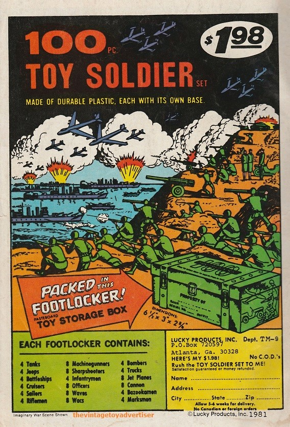 Toy soldiers, cowboys, indians, space men etc Toy-so10