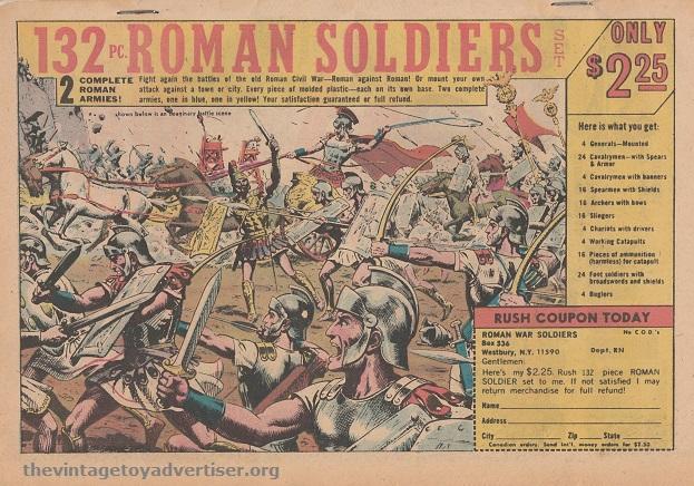 Toy soldiers, cowboys, indians, space men etc Wwt-3610