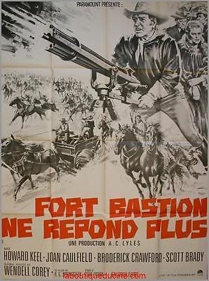 Fort Bastion ne répond plus (Red Tomahawk) - 1966 - R. G. Springsteen _110