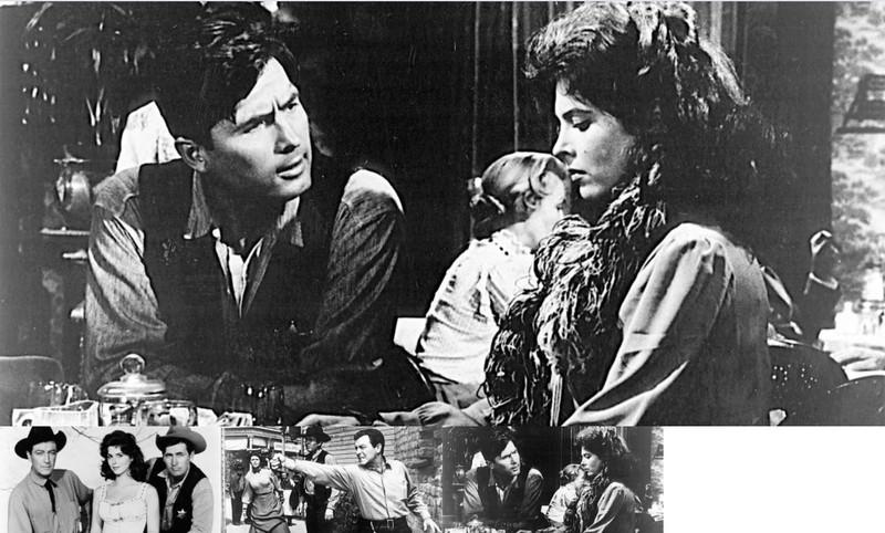 Le Bourreau du Nevada (The Hangman) - 1959 - Michael Curtiz Captur10
