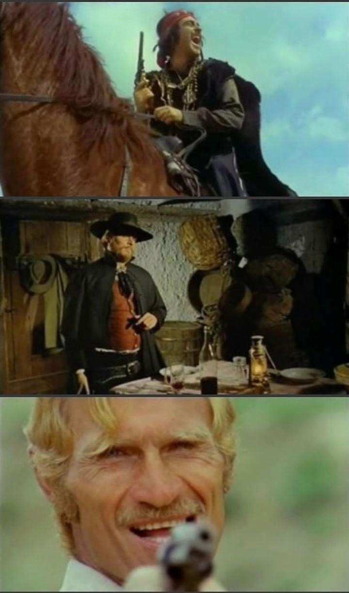 Haut les mains, salaud! Giù le mani... Carogna! (Django Story). 1971. Demofilo Fidani. Captur12