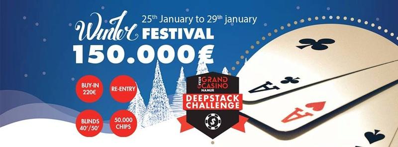 Namur Winter Festival Main Event à 220€ du 25 au 29/01/2017 Namur11