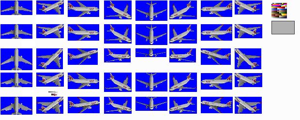 [WIP] A330-200F Qatar_11