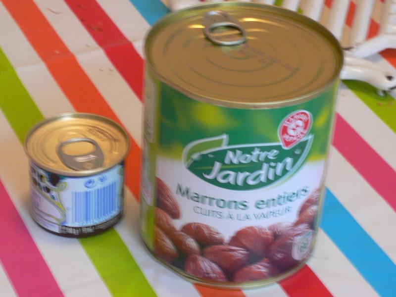 à la soupe  Marron10