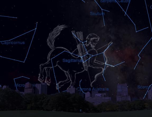 Le Sagittaire maléficié Sagitt13