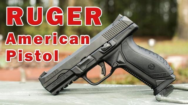 Ruger American .45 ACP Maxres10
