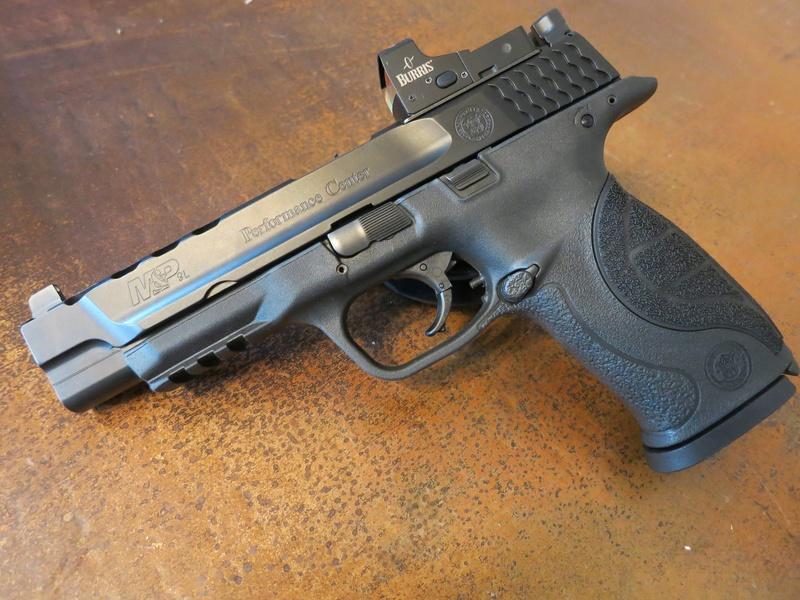 Ruger American .45 ACP Maxres11