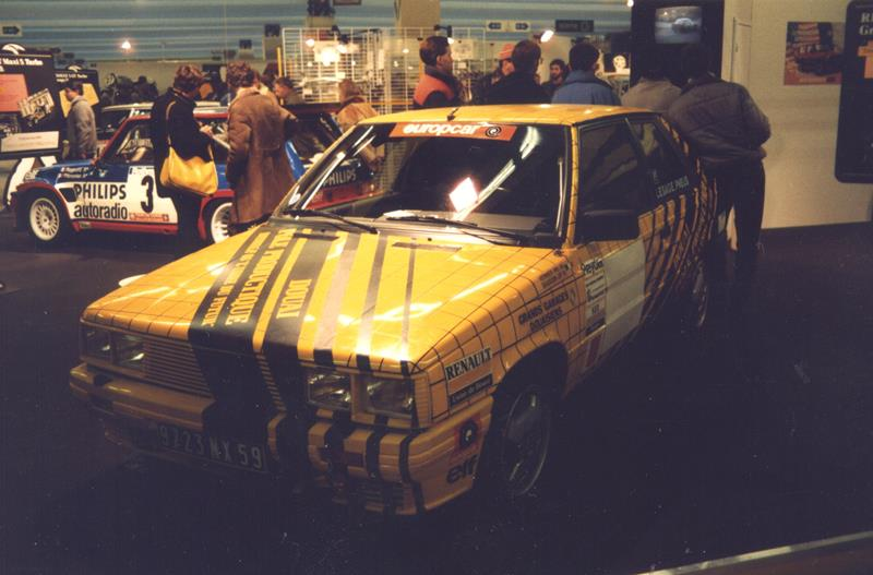 Renault 9 Turbo et Renault 11 Turbo Forum-12