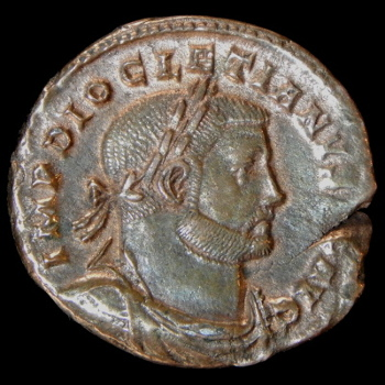 Monnaies volées ..... Diocly10